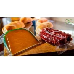 bolsas envasado al vacío keeplife - ideal quesos